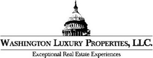 WASHINGTON LUXURY PROPERTIES, LLC. EXCEPTIONAL REAL ESTATE EXPERIENCES