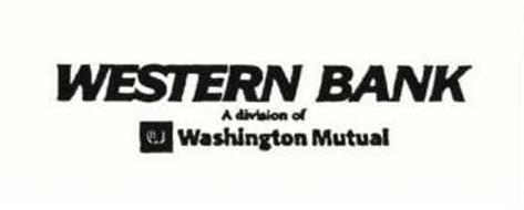 WESTERN BANK A DIVISION OF WASHINGTON MUTUAL