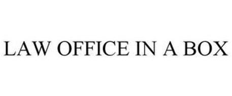 LAW OFFICE IN A BOX