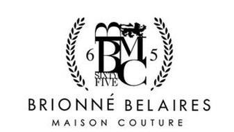 BBMC 65 SIXTY FIVE BRIONNÉ BELAIRES MAISON COUTURE