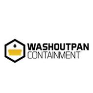 WASHOUTPAN CONTAINMENT