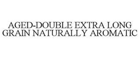 AGED-DOUBLE EXTRA LONG GRAIN NATURALLY AROMATIC