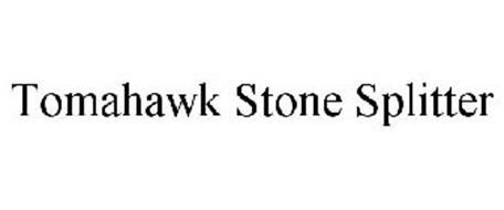 TOMAHAWK STONE SPLITTER