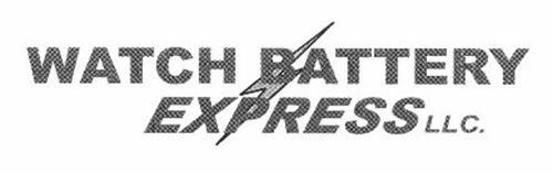 WATCH BATTERY EXPRESS LLC.