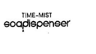 TIME-MIST SOAPDISPENSER