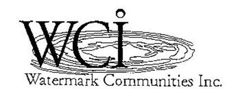 WCI WATERMARK COMMUNITIES INC.