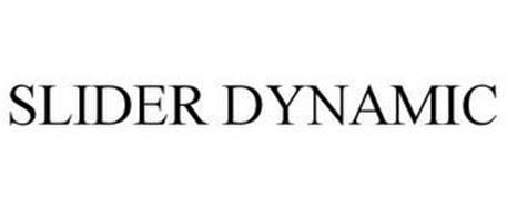 SLIDER DYNAMIC
