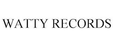 WATTY RECORDS