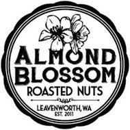 ALMOND BLOSSOM ROASTED NUTS LEAVENWORTH, WA EST. 2011