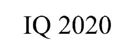 IQ 2020