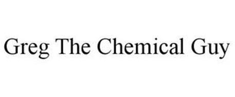 GREG THE CHEMICAL GUY