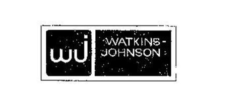 WJ WATKINS-JOHNSON