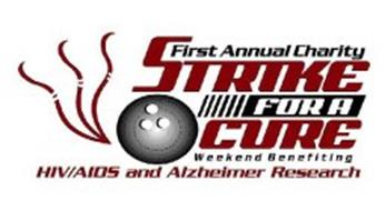 STRIKE FOR A CURE FIRST ANNUAL CHARITY WEEKEND BENEFITING HIV/AIDS AND ALZHEIMER RESEARCH