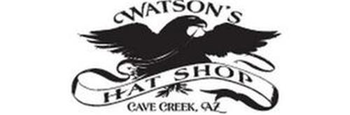 WATSON'S HAT SHOP CAVE CREEK, AZ