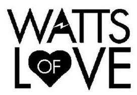 WATTS OF LOVE