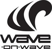 W WAVE·ON·WAVE