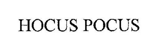 Hocus Pocus Trademark Of Waxie S Enterprises Inc Serial
