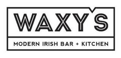 WAXYS MODERN IRISH BAR + KITCHEN
