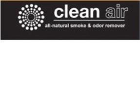 CLEAN AIR ALL-NATURAL SMOKE & ODOR REMOVER