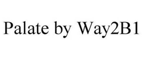 PALATE BY WAY2B1