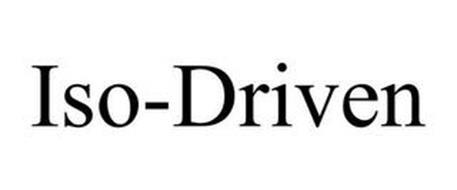 ISO DRIVEN