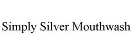 SIMPLY SILVER MOUTHWASH