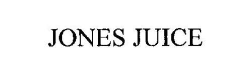 JONES JUICE
