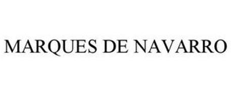 MARQUES DE NAVARRO