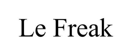 LE FREAK