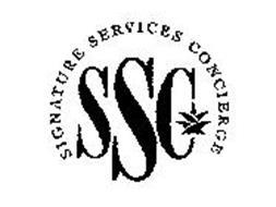 SIGNATURE SERVICES CONCIERGE SSC