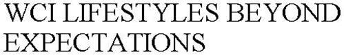 WCI LIFESTYLES BEYOND EXPECTATIONS