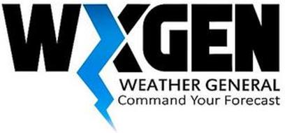 WXGEN WEATHER GENERAL COMMAND YOUR FORECAST