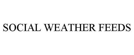 SOCIAL WEATHER FEEDS