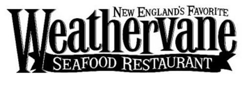 NEW ENGLAND'S FAVORITE WEATHERVANE SEAFOOD RESTAURANT