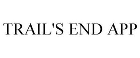 TRAIL'S END APP
