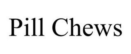 PILL CHEWS