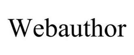 WEBAUTHOR