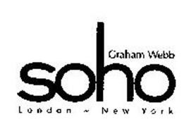 GRAHAM WEBB SOHO LONDON - NEW YORK