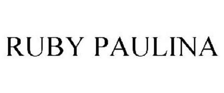 RUBY PAULINA
