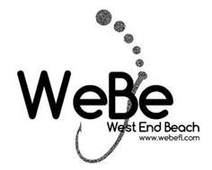 WEBE WEST END BEACH WWW.WEBEFL.COM