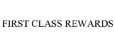 FIRST CLASS REWARDS