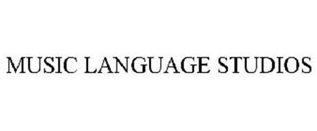 MUSIC LANGUAGE STUDIOS