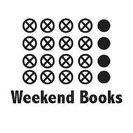 WEEKEND BOOKS X