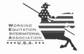 WORKING EQUITATION INTERNATIONAL ASSOCIATION U.S.A.