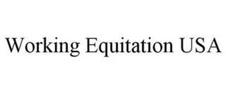 WORKING EQUITATION USA