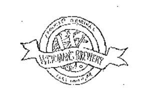 WEIDMAN'S BREWERY ARKANSAS ORIGINAL FORT SMITH, AR