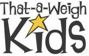 That A Weigh Kids Trademark Of Weigh Cool Kids Llc Serial