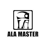 ALA ALA MASTER