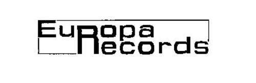 EUROPA RECORDS