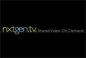 NEXGEN.TV SHARED VIDEO ON DEMAND